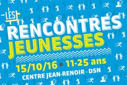 Rencontre jeunesse 2016