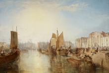 Turner dieppe 1825 frick 2000