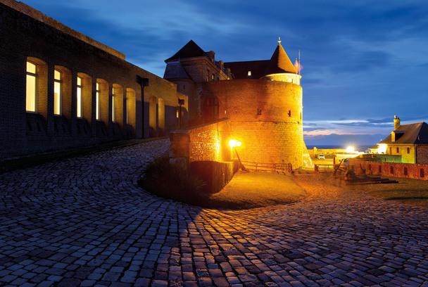 Musee dieppe nuit