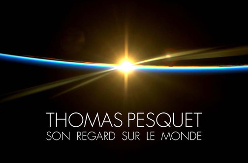 Thomas pesquet dieppe